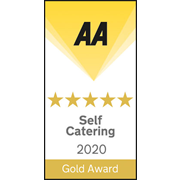 AA 5 star - Gold Award