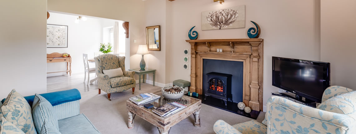 Grosvenor Cottage, luxury holiday cottages in the Wye Valley, close to the Forest of Dean